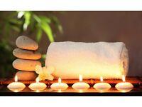 Luxury massage package