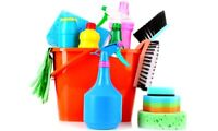 Reliable cleaners needed!
