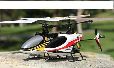 Last Chance  Usa Ship Xieda 9958 4Ch Mini Rc Helicopter With Gyro  45 95 White