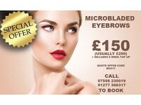 MICROBLADING IN ESSEX