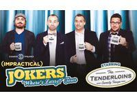 Impractical Jokers tickets x 2 - Manchester MEN Arena - Thurs 5 Oct 8pm
