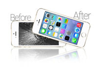Phone repair services smartphone, tablets and Apple macbook