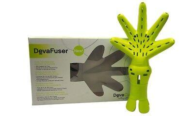 (Deva Curl DevaFuser Hair Dryer Diffuser - Green 1 pc Hair Care For All Curl Kind)