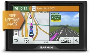 "Garmin Nuvi 68 LM, Big 6.1""  GPS with Lifetime Map Updates."