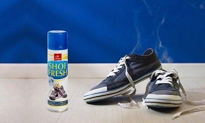 5 x jump Shoe & trainer Deodorant Fresh  Odour Smell Neutralising Spray 150ml