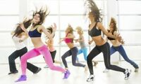 Join our zumba party