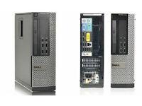 Dell OptiPlex 7010 SFF Core i7 3770 3.40GHz 8GB Ram 1TB HDD Win 10 PC