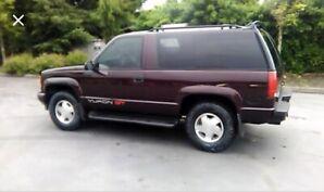 GMC Yukon 1998 4x4