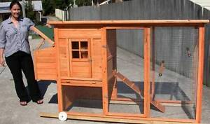 NEW Chicken Coop Hen House - Suits 6 Chooks - Extra Large Kallangur Pine Rivers Area Preview