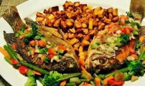 Cuisine africaine - Service traiteur à domicile