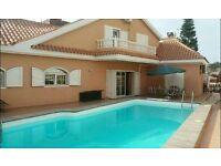 Stunning villa holiday let in Gran Canaria