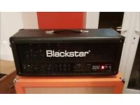 Blackstar Series 1 One Hundred Amp Head 6L6 loaded with Footswitch, Trade/Sell