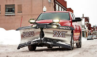 Snow Plowing removal Commercial and Residential BEST RATES!