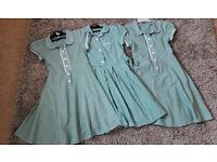 Summer school dress uniform age 9