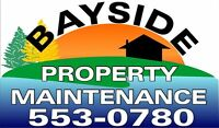 Lawn mowing, lawn cleanups, Lime and fertilzing, Areation,