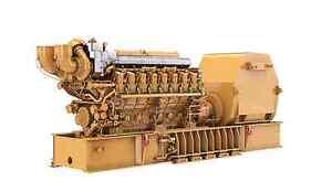 NEW Caterpillar C-280 5200KW (7 Units) total (5.2MW) Generator