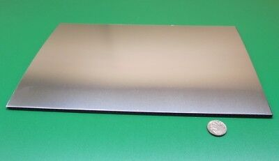316 Stainless Steel Sheet Annealed .005 Thick X 8.0 Width X 12.0 Length