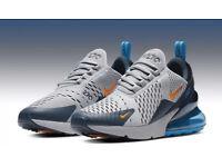"Nike Air Max 1 PS ~ ""Triple Black"" ~807603 008 ~ Kids Size Uk 12.5 ~ Euro 31"