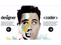 Freelance Web Designer / Graphic Designer / Business cards, Catalogues, Posters, Leaflets, billboard