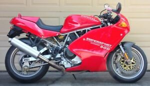 Looking for 1996 or earlier Ducati 900ss