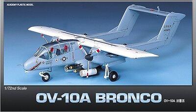 Academy 12463 1/72 Plastic Model Kit OV-10A USAF NEW