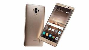 brand new Factory unlocked Huawei Mate 9 Dual SIM 64GB Mocha Gold / Champagne Gold
