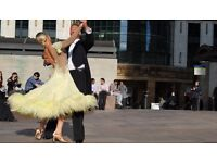 Ballroom Dance Class in Greenwich, new term starting 12th September with Thomas Michael Voss