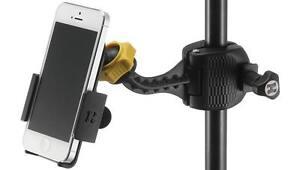 Iphone Holder For Mic Stand : hercules dg200b iphone smartphone holder for music microphone mic stand ebay ~ Hamham.info Haus und Dekorationen