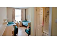 Twin room in Tooting Broadway/Bec. Available from 31/08.