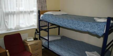 Girls room share near Sydney Central Station, Buses and Broadway.