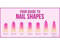 £5 or £10 reward + FREE gel nail extensions with nail art