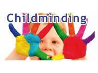 Childminder in Clarkston, Glasgow. Spaces available.