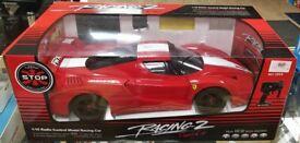 Radio control Ferrari car