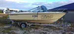 5.2 Meter Fraser Runabout fibreglass project boat Busselton Busselton Area Preview
