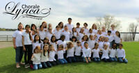 Children's choir accepting new members