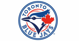 4- 100 Level Blue Jays Home Opener Tickets