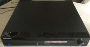 Samsung Home Theater Receiver w/5-Disc DVD Changer