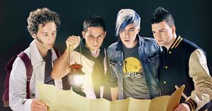 Marianas Trench With Very Special Guest Shawn Hook Kitchener / Waterloo Kitchener Area image 1