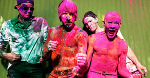 Red Hot Chili Peppers Resale Tickets! Better! Change!