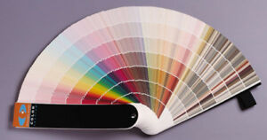 New Benjamin Moore Color Preview® Set Paint Fandeck