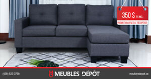Divan Sofa Vogue 3 places