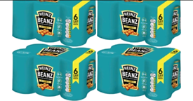 72 tins of beans