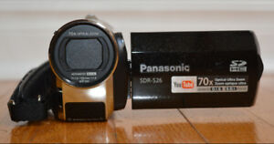Video Camera- Panasonic