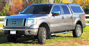 2010 Ford XLT XTR 4X4 Supercrew Shortbed w/ Tow Package