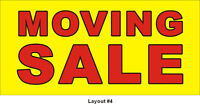 MOVING SALE: Furniture, Household Items, Bikes, Toys, Baby Items