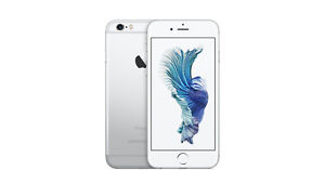 Iphone 6S silver comme neuf!!!! 450$