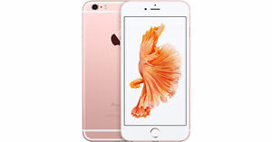 iPhone 6S 64GB Rose Gold + Lifeproof Case West Island Greater Montréal image 1
