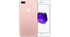 iPhone 7 32GB Rose Brand New  Roger