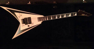ESP Alexi Laiho Japanese Custom Shop (Signed with Hard Case)
