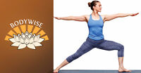 Bodywise is hiring yoga and Pilates instructors!